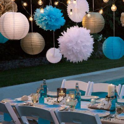 Lanterns and Lights Idea