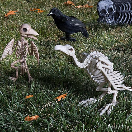 Pet Cemetery Vulture Idea