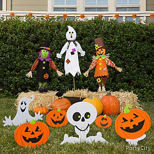 kid friendly halloween decorations - Halloween Decorations For A Party