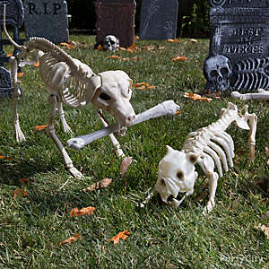 Pet Cemetery Pups Idea