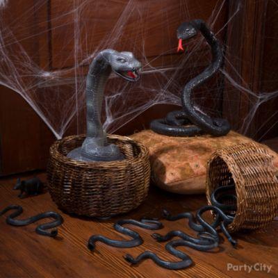 Snake Den Vignette Idea