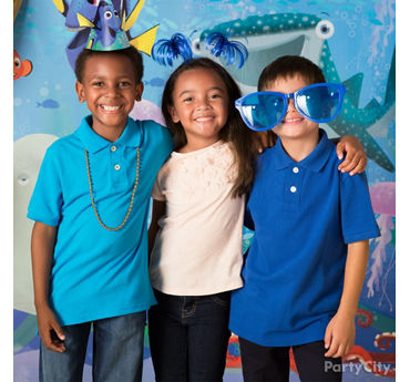 Dory Photo Booth Activity Idea