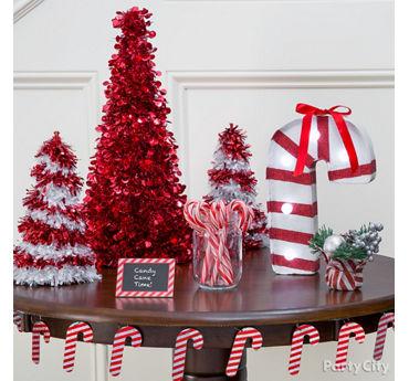 Magical Holiday Tablescape Idea