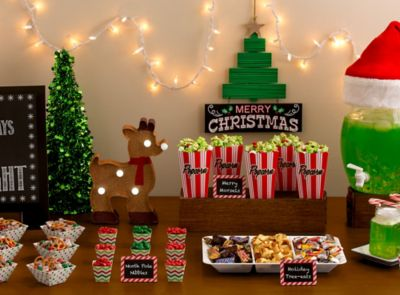 Holiday Movie Party Ideas