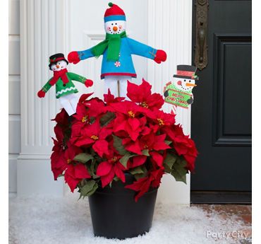 Flurry Friends Decor Idea