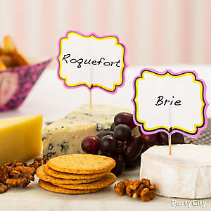 French Cheese Platter Idea