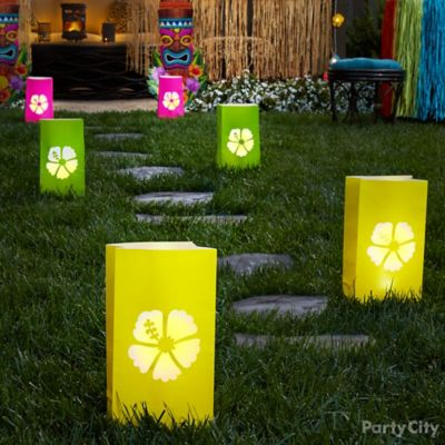 Tropical Luminaries Idea