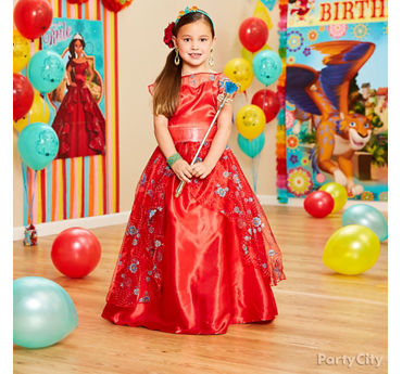 Elena of Avalor Birthday Costume Idea