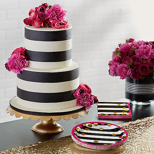 Rosie Posey Pink Cake Idea