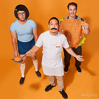 Bobs Burgers Group Costume Idea