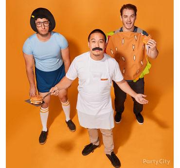 Bobs Burgers Group Costume Idea