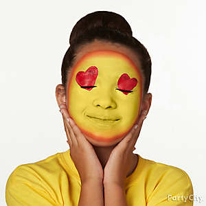 Heart Icon Makeup How To