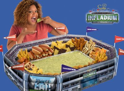 Sunny Anderson's Infladium Football Recipes