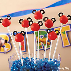 Mickey Mouse Tomato Pops