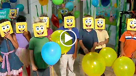 SpongeBob Party Ideas Video