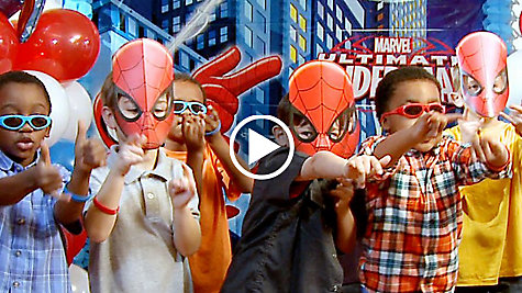 Spider-Man Party Ideas Video