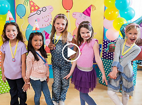 Peppa Pig Party Ideas Video