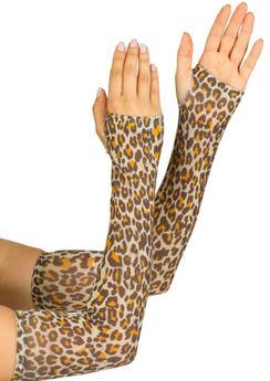 Leopard Sleeves
