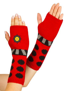 Dalek Arm Warmers - Doctor Who