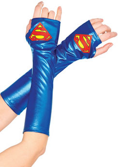 Supergirl Arm Warmers