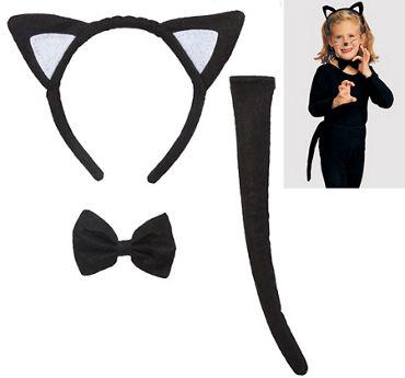 Child Cat Accessory Kit