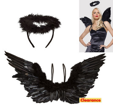 Black Angel Accessory Kit