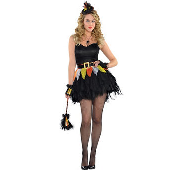 Candy Corn Witch Accessory Kit