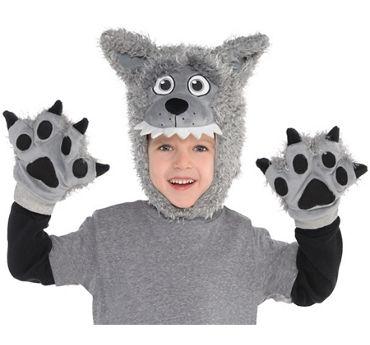 Child Wolf Accessory Kit