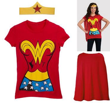 Wonder Woman Accessory Kit