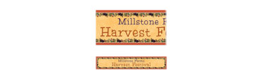 Thanksgiving Medley Custom Banner 6ft