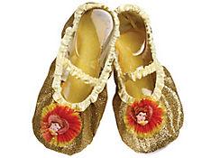 Princess Belle Slipper Shoes