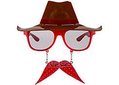 Cowboy Hat Sun-Stache