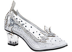 Ice Princess Silver High Heel Shoes