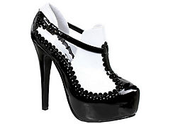 Colombo Gangster Platform High Heel Shoes