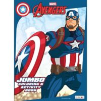 Quick Shop Avengers Coloring Activity Book