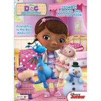 doc mcstuffins coloring activity book - Doc Mcstuffins Coloring Book