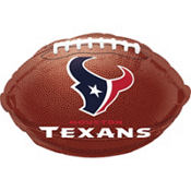 Houston Texans Balloon 18in