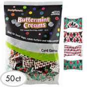 Poker Card Pillow Mints 50ct