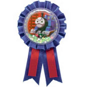 Thomas the Tank Engine Award Ribbon 6in