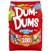 Dum Dum Lollipops 180ct