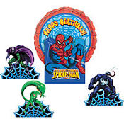 Spiderman Centerpiece Kit 5pc