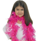 Glitzy Girl Feather Boa 72in