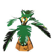 Palm Tree Balloon Weight 6oz