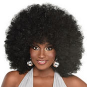 Biggest Afro Wig  Ever