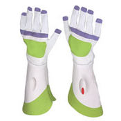 Child Buzz Lightyear Gloves
