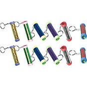 Kaleidoscope Key Chains 12ct