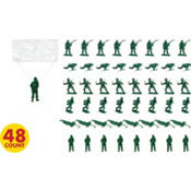 Army Men Favors Mega Value Pack 48 ct