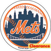 New York Mets Magnet 4in