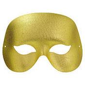 Gold Classic Masquerade Mask