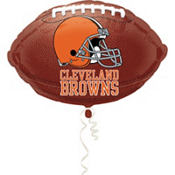 Cleveland Browns Balloon 18in